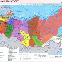 Водный транспорт России