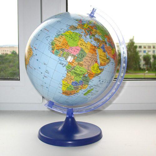 Виды изображения Земли. Свойства карты и глобуса