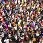 Численность населения мира. Естественный прирост и типы воспроизводства населения.